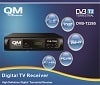 QM-2265 DVB-T/T2 Receiver + PVR Ready H265